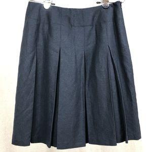 NWOT Calvin Klein  Pleated Skirt
